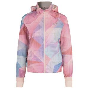 Shield Flash Laufjacke Damen, rosa, zoom bei OUTFITTER Online