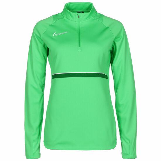 Academy 21 Drill Longsleeve Damen, grün / dunkelgrün, zoom bei OUTFITTER Online