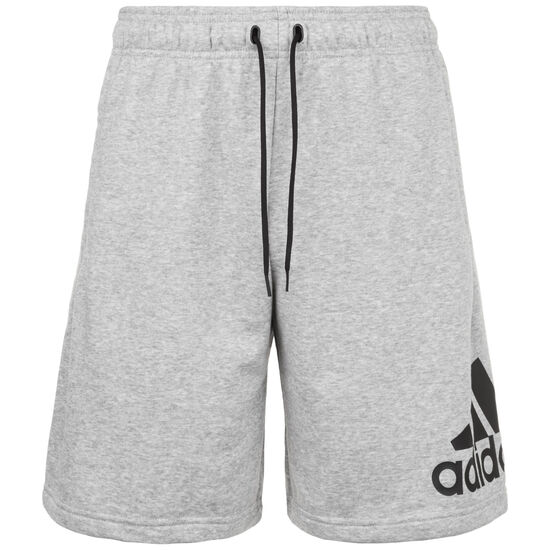 Must Haves Badge of Sport Trainingsshort Herren, hellgrau, zoom bei OUTFITTER Online