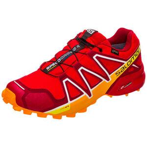 Speedcross 4 GTX Trail Laufschuh Herren, Rot, zoom bei OUTFITTER Online