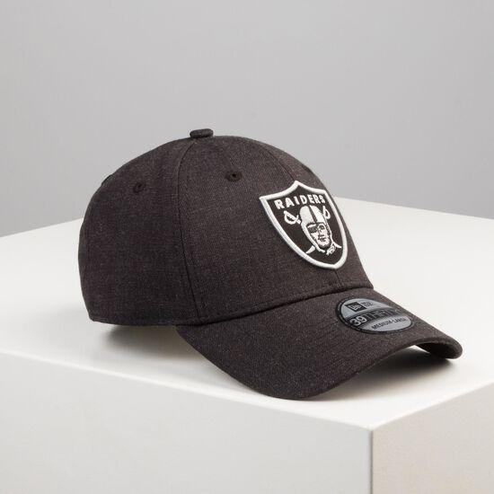 39Thirty NFL Heather Essential Oakland Raiders Cap, schwarz / weiß, zoom bei OUTFITTER Online