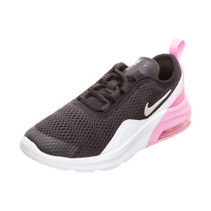 Air Max Motion 2 Sneaker Kinder, schwarz / rosa, zoom bei OUTFITTER Online
