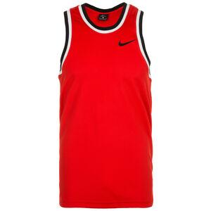 Dri-FIT Basketballtank Herren, rot / schwarz, zoom bei OUTFITTER Online