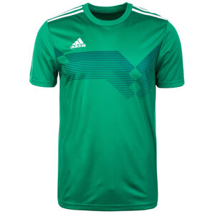 Campeon 19 Fußballtrikot Herren, grün / weiß, zoom bei OUTFITTER Online