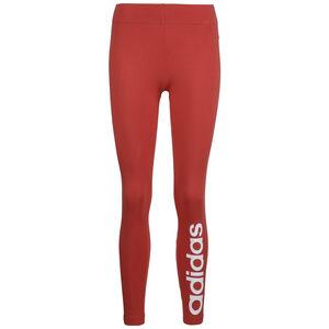 Essentials Linear Leggings Damen, neonrot / weiß, zoom bei OUTFITTER Online