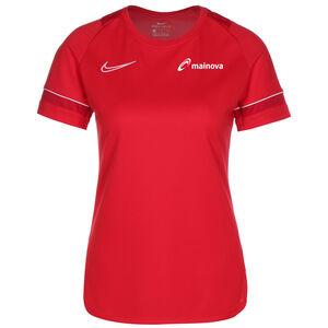 Mainova Academy 21 Training Top Damen, rot / weiß, zoom bei OUTFITTER Online