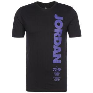 Legacy AJ11 T-Shirt Herren, schwarz / flieder, zoom bei OUTFITTER Online
