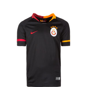 Galatasaray Istanbul Trikot Away Stadium 2018/2019 Kinder, Schwarz, zoom bei OUTFITTER Online