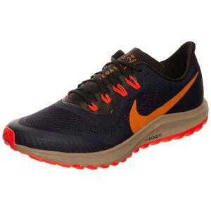 Air Zoom Pegasus 36 Trail Laufschuh Herren, dunkelblau / orange, zoom bei OUTFITTER Online