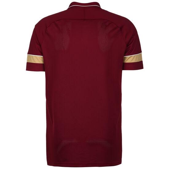 Academy 21 Dry Poloshirt Herren, rot / gold, zoom bei OUTFITTER Online