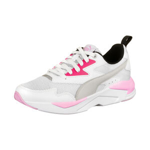 X-Ray Lite Sneaker Kinder, weiß / pink, zoom bei OUTFITTER Online