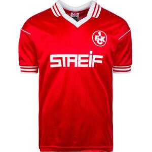 1. FC Kaiserslautern Trikot Home 1980/1981 Herren, Rot, zoom bei OUTFITTER Online