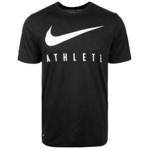 Dry Athlete Trainingsshirt Herren, schwarz / weiß, zoom bei OUTFITTER Online