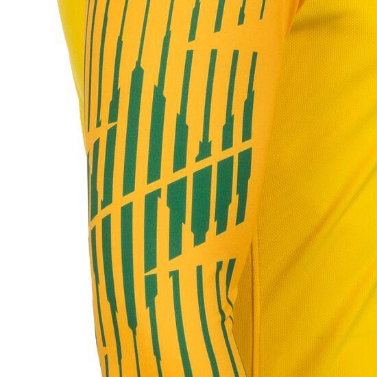 Gardien II Torwarttrikot Herren, gelb / grün, zoom bei OUTFITTER Online