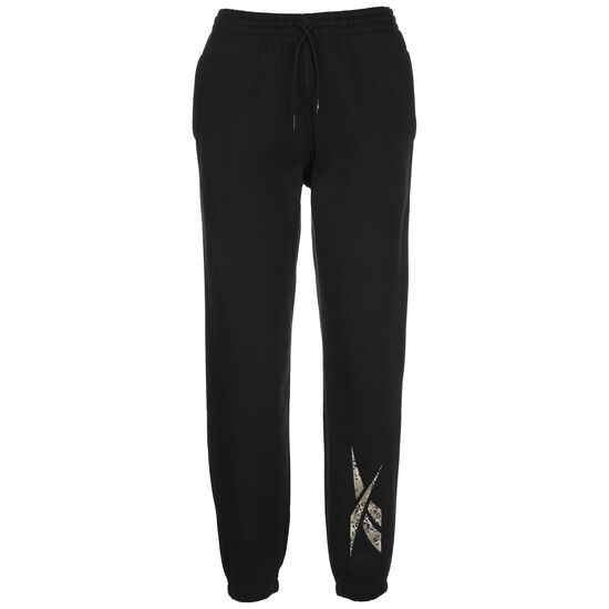 Modern Safari Jogginghose Damen, schwarz / braun, zoom bei OUTFITTER Online