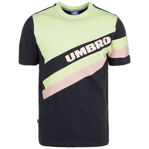 Sector Crew T-Shirt Herren, schwarz / hellgrün, zoom bei OUTFITTER Online