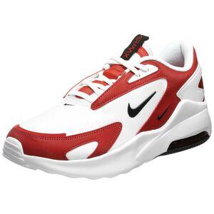 Air Max Bolt Sneaker Herren, weiß / rot, zoom bei OUTFITTER Online