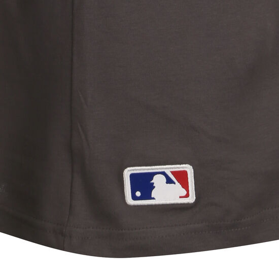 MLB Los Angeles Dodgers Seasonal Team Logo T-Shirt Herren, dunkelgrau, zoom bei OUTFITTER Online