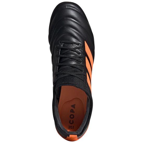 Copa 20.1 FG Fußballschuh Herren, schwarz / orange, zoom bei OUTFITTER Online