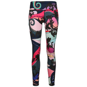 Epic Luxe Icon Clash Lauftight Damen, pink / bunt, zoom bei OUTFITTER Online