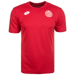 FSV Mainz 05 Trainingsshirt Herren, Rot, zoom bei OUTFITTER Online