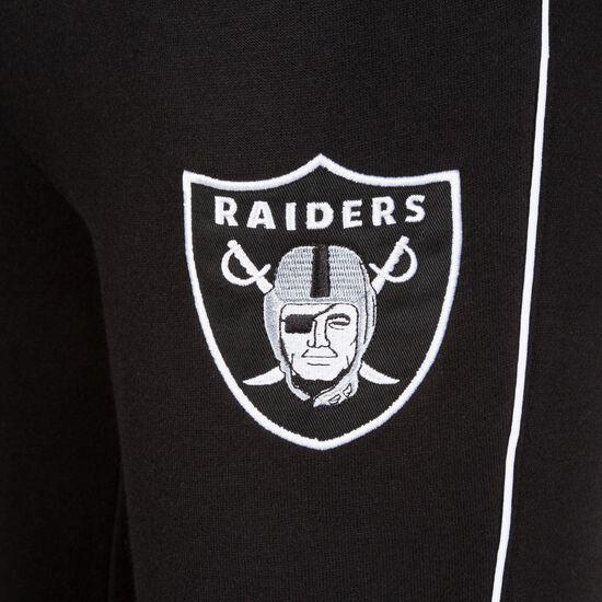 NFL Oakland Raiders Jogginghose Herren, Schwarz, zoom bei OUTFITTER Online