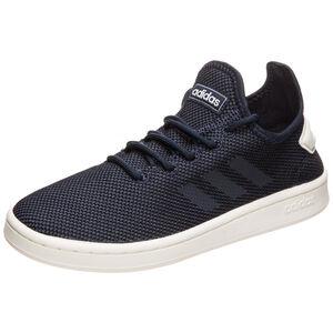 Court Adapt Sneaker Damen, dunkelblau / weiß, zoom bei OUTFITTER Online