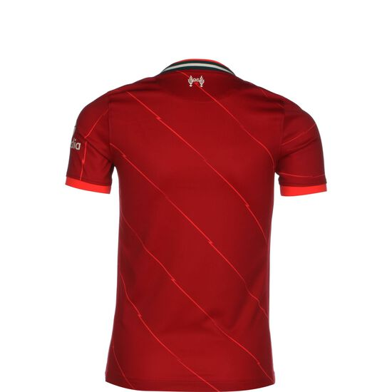 FC Liverpool Trikot Home Stadium 2021/2022 Kinder, rot / weiß, zoom bei OUTFITTER Online