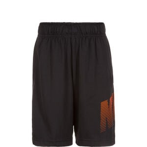 Dry Trainingsshort Kinder, Schwarz, zoom bei OUTFITTER Online