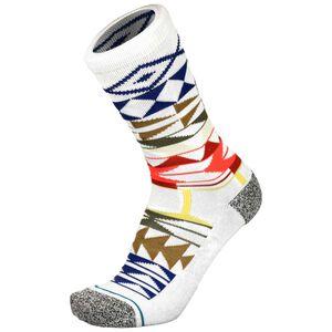 Print Socken, weiß / bunt, zoom bei OUTFITTER Online