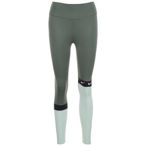 One 7/8 Trainingstight Damen, oliv / mint, zoom bei OUTFITTER Online