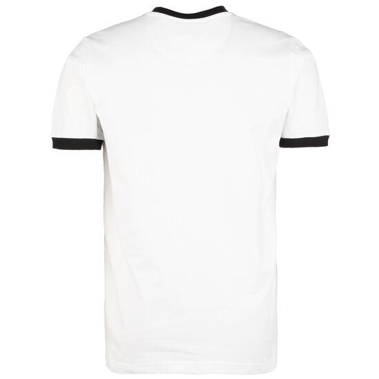 Deutschland Home 1970s Retro T-Shirt Herren, weiß / schwarz, zoom bei OUTFITTER Online
