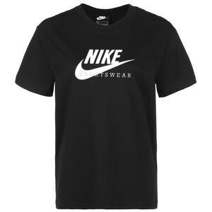 Heritage T-Shirt Damen, schwarz / weiß, zoom bei OUTFITTER Online