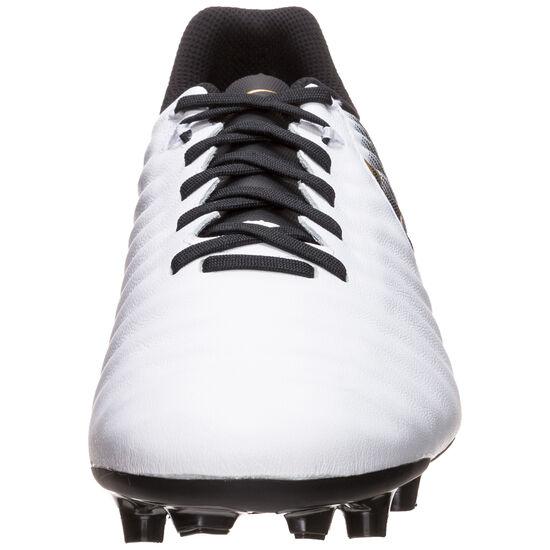 Tiempo Legend VII Academy FG Fußballschuh Herren, weiß / schwarz, zoom bei OUTFITTER Online