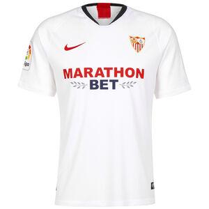 FC Sevilla Trikot Home Stadium 2019/2020 Herren, weiß / schwarz, zoom bei OUTFITTER Online