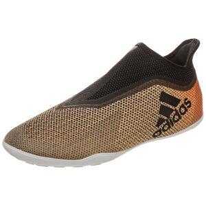 X Tango 17+ Purespeed Indoor Fußballschuh Herren, Gold, zoom bei OUTFITTER Online