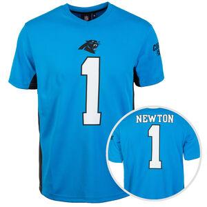 NFL Carolina Panthers #1 Newton T-Shirt Herren, blau, zoom bei OUTFITTER Online