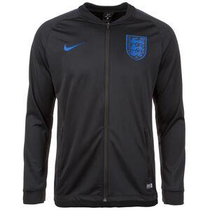 England Dry Squad Trainingsjacke WM 2018 Herren, schwarz / blau, zoom bei OUTFITTER Online