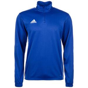 Core 18 Trainingsshirt Herren, blau / weiß, zoom bei OUTFITTER Online