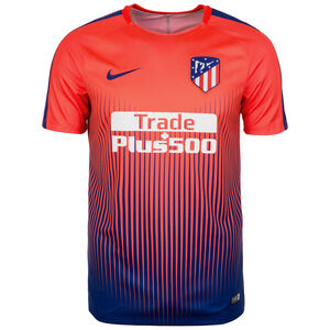 Atletico Madrid Dry Squad GX Trainingsshirt Herren, Orange, zoom bei OUTFITTER Online