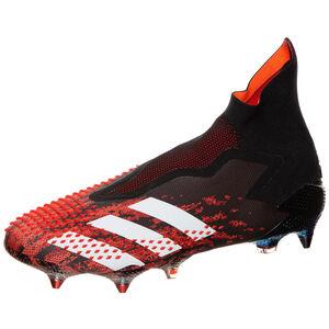 Predator 20+ SG Fußballschuh Herren, schwarz / rot, zoom bei OUTFITTER Online