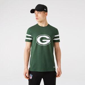 NFL Green Bay Packers Jersey Inspired T-Shirt Herren, grün / weiß, zoom bei OUTFITTER Online