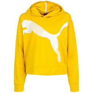 Modern Sports Kapuzenpullover Damen, gelb, zoom bei OUTFITTER Online