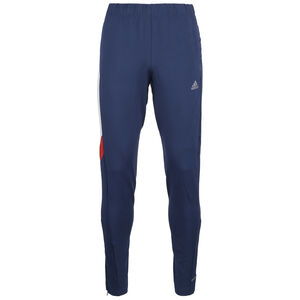 Astro Laufhose Herren, blau / rot, zoom bei OUTFITTER Online