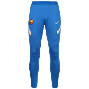 FC Barcelona Strike Trainingshose Herren, blau / weiß, zoom bei OUTFITTER Online