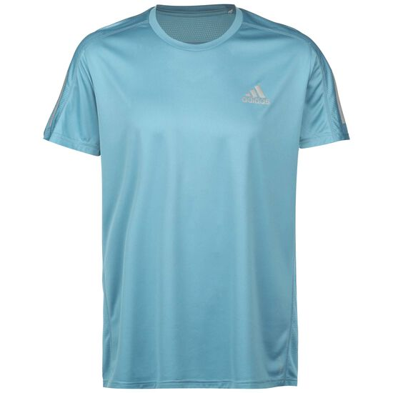 Own The Run Laufshirt Herren, hellblau, zoom bei OUTFITTER Online