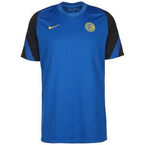 Inter Mailand Breathe Strike Trainingsshirt Herren, blau / schwarz, zoom bei OUTFITTER Online