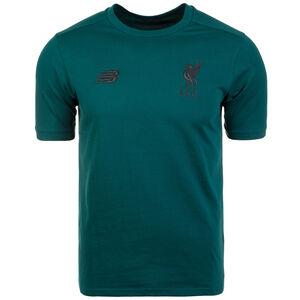 FC Liverpool Sportswear T-Shirt Herren, dunkelgrün, zoom bei OUTFITTER Online