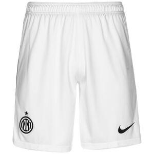 Inter Mailand Shorts Home/Away Stadium 2021/2022 Herren, weiß / schwarz, zoom bei OUTFITTER Online