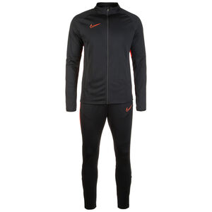 Dry Academy K2 Trainingsanzug Herren, schwarz / korall, zoom bei OUTFITTER Online